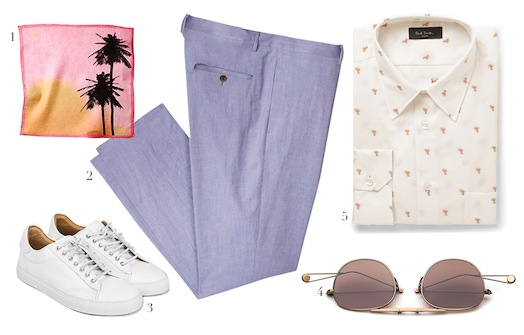 SS15 - Summer Daze Mens