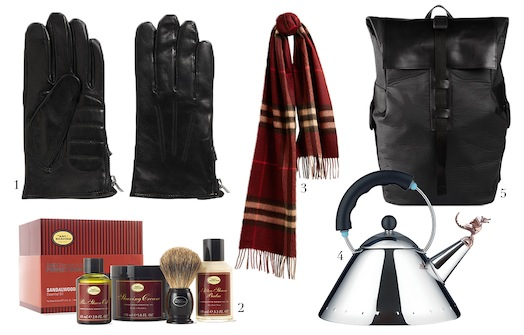 His Gift Guide 1