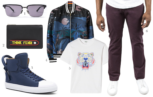 Men's spring fashion is all about classic styles elevated with bold details.